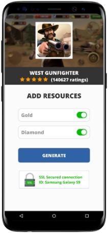 West Gunfighter MOD APK Screenshot