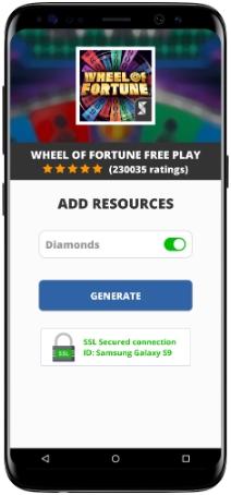 Wheel of Fortune Free Play MOD APK Screenshot