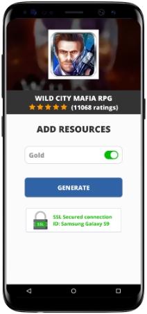 Wild City Mafia RPG MOD APK Screenshot