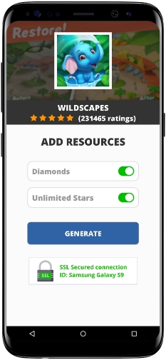 Wildscapes MOD APK Screenshot