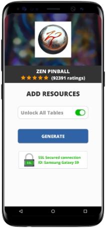 Zen Pinball MOD APK Screenshot