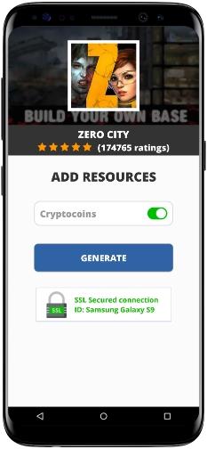 Zero City MOD APK Screenshot