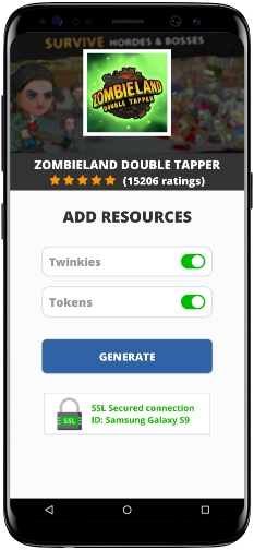 Zombieland Double Tapper MOD APK Screenshot