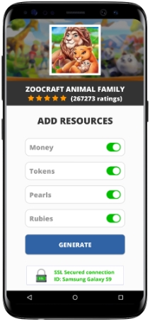 ZooCraft Animal Family MOD APK Screenshot